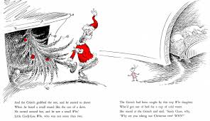 The Grinch Christmas Tree Quotes by How The Grinch Stole Christmas By Dr Seuss U2013 Entire Book U2013 Jacki