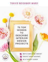 100 Words For Interior Design Business Ultimate Marketing Plan Travis