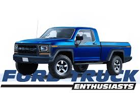 100 Ford Truck Concept Creating The Ultimate Retro Raptor Scom