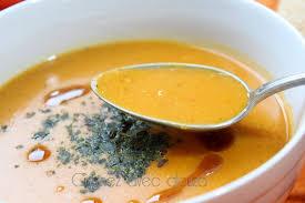 cuisine turc facile soupe de lentilles corail velouté turc recettes faciles recettes