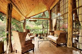 Log Home Interior Decorating Ideas How To Elegantly Style A Log Home Architectural Digest