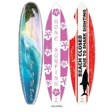 Decorative Surfboard With Shark Bite by 35 Best Surfboard Decor Images On Pinterest Surfboard Decor