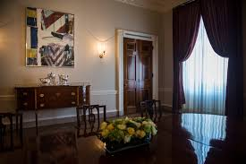 Rauschenberg Replaces Roosevelt In The White House