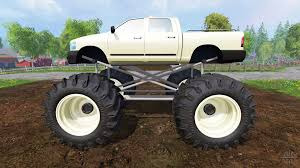 100 Monster Truck Simulator PickUp V10 For Farming 2015