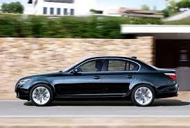 BMW 5 Series E60 Sedan bmwdrives