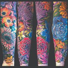 Best 25 Colorful Sleeve Tattoos Ideas On Pinterest