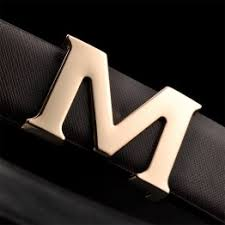 Belts no teeth automatic buckle belt fashion men and 39 s leather