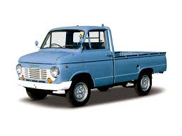 Datsun Cablight 1150 (1966) | Nissan Heritage Models | Pinterest ...
