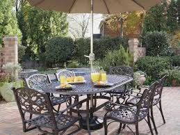 7 Piece Patio Dining Set With Umbrella by Patio 64 Patio Dining Set With Umbrella 205999748 5 Piece