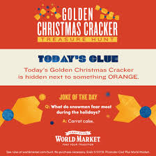 A Cost Plus World Market Golden Christmas Cracker Treasure ... World Market Coupons Shopping Deals Promo Codes Online Thousands Of Printable On Twitter Fniture Finds For Less Save 30 15 Best Coupon Wordpress Themes Plugins 2019 Athemes A Cost Plus Golden Christmas Cracker Tasure The Code Index Which Sites Discount The Most Put A Whole New Look Your List Io Metro Coupon Code Jct600 Finance Deals 25 Off All Throw Pillows At Up To 50 Rugs Extra 10 Black House White Market Coupons Free Shipping Sixt Qr Video