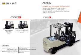 Cushion And Pneumatic Forklift Trucks | Manualzz.com Reach Truck Narrowaisle Forklift Rrrd Crown Equipment Full Cabin For C5 Gas Forklift With Unrivalled Ergonomics And Dt 3000 Double Stacker Pallet Series Crowns D Flickr L9151 Crown Sc 532016 Richtgabelstaplercom Health Safety Event To Hlight Safety Features At Hs Fc 5200 Lift Trucks Ltds Most Teresting Photos Picssr Chevy 100 Gm Releases Ctennial Edition Silverado Amazing Wallpapers Esr Reach Truck Series Servicefriendly Throu By Jared Weston Coroflotcom