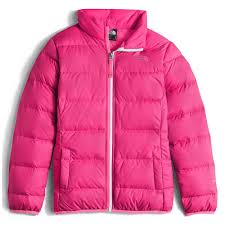 the north face girls u0027 andes jacket at moosejaw com