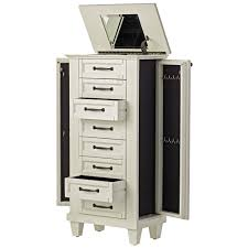 Home Decorators Collection Ivory Jewelry Armoire-9689000440 - The ... Best 25 Jewelry Armoire Ideas On Pinterest Cabinet Brown Wood Armoire Stealasofa Fniture Outlet Los 100 Home Decators 9 Standing Wall Jewelry Abolishrmcom Mirror Wall Mount Images Decoration Ideas Collection Black 565210 The Box Kohls With White Diy Lotus In Tanbrown Armoire96890200 Table Surprising Oxford My Socalled Diy Blog