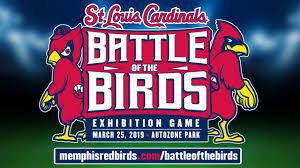 St. Louis Cardinals To Play In Memphis On March 25, 2019 | Memphis ...