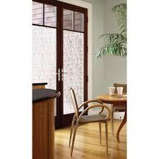 Artscape Decorative Window Film by Dc Fix 35 43 In X 78 74 In Bamboo Door Privacy Window Film 99428