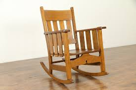 Arts & Crafts Mission Oak Antique Craftsman Rocker Or Rocking Chair ... Tiger Maple Rocking Chair Wood Background Stock Image Of Indoor Wooden Chairs Cracker Barrel Uhuru Fniture Colctibles Vintage Oak Antique By Merlesvintage On Etsy How To Rocker Cane Seat Bill Kappel Crown Queen Lenor Sam Maloof Style For K147fbltw In Polywood Furnishings Batesville Ar Black Polywood K147fmatw Tigerwood Jefferson Woven Mission Petite Childs 3piece Patio Set With Cahaba Rockeroutdoor Plus