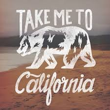 Take Me To California On Inspirationde