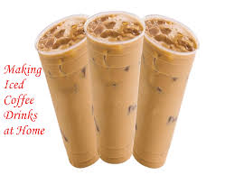Easy Tips For Making Iced Coffee Drinks At Home