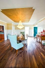 Formal Dining Room Is A Mix Of Styles