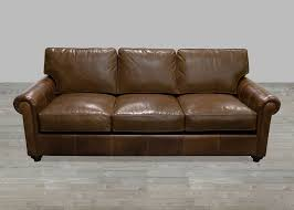 Wayfair Soho Leather Sofa by Rustic Leather Sofa With Nailheads Best Home Furniture Decoration