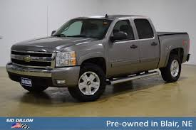 100 2007 Chevy Truck For Sale PreOwned Chevrolet Silverado 1500 LT W1LT Crew Cab In Blair