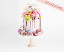 Sprinkle birthday cake deluxe