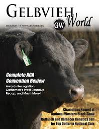 March 2017 Gelbvieh World By American Gelbvieh Association - Issuu Davidson Jackpot 74z Salebook Bull Barn Saler Semen Competive Edge Genetics Abs Global Inc Bovine Reproduction Services And December 2011 Horizons By Genex Cooperative Issuu Lookout Mountain Llc Home Facebook Znt Cattle Co 2012 44 Arsenal 4w07 Kittle Farms Hart Star 35y43 For Sale 2014