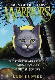 Warriors Omen Of The Stars Box Set Volumes 1 To 3