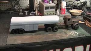 Building The Duel Truck Pt 2 - Scratch Building The Tanker Trailer ...