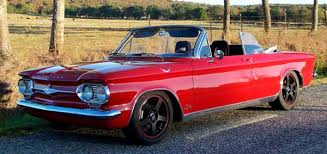 1960 1964 Chevrolet Corvair