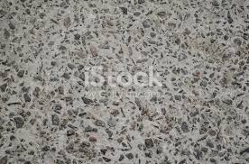 Cement Mixed Gravel Stone Floor Background Top View Stock Photo 636072634