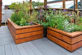 Elevated Garden Bed Designraised Garden Bed Design Raised Wooden