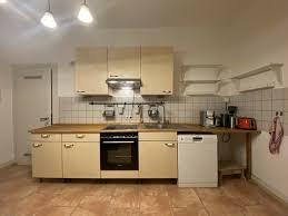 küche küchenzeile ohne elektrogeräte oberschränken zubehör