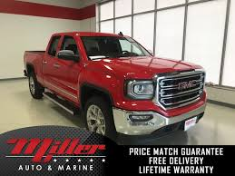 New 2018 GMC Sierra 1500 SLT Double Cab In St. Cloud #34668   Miller ... Gmc Updates Sierra Elevation Edition For 2016 Amazoncom Denali Pickup Truck 124 Friction Series Red Tuscany Trucks Custom 1500s In Bakersfield Ca Motor 2019 1500 First Look Review Luxury Wkhorse Carbuzz Finally Different The Car Guide 2009 Used 2wd Reg Cab 1190 Work At Perfect 2018 Ratings Edmunds Ext 1435 Sle Landers Serving 2017 Pkg Double 4x4 20 Black 65 Bed 42018 Truxedo Lo Pro Tonneau Cover 2014 Reviews Images And Specs Vehicles New Limited W