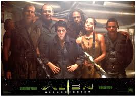Halloween Resurrection Cast by Film Review Alien Resurrection 1997 Hnn