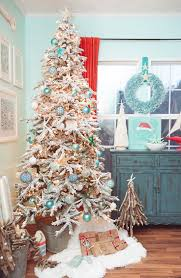 Seashell Christmas Tree Skirt by 529 Best Christmas At The Beach House Images On Pinterest La La