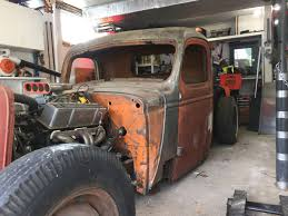 100 41 Chevy Truck 19 Rat Rod Pickup The HAMB