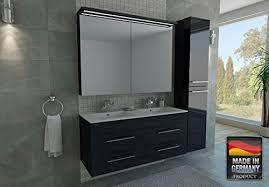 mispa badezimmer badmöbel komplett set ohne hochschrank 2