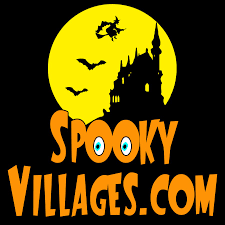 Lemax Halloween Village Ebay by Spooky Villages Youtube