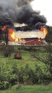 Fire Destroys Historic Barn In Barton, Invesigators Seek Public's ... 111 Best Watchtower Farms Fire Dept Images On Pinterest Clay Township Dairy Barn Fire Causes 350k Damage Local News Hay Burns At Butler County Dairy Crime And Courts Roger Johnson Farm Comes Tough Time For North Bay Milk Industry Cow Destroyed By Massive In Beekmantown Probe Of That Destroyed Historic Barn At Uconn Underway Multiple Crews Battle Hillside Fox17 Updated In Tecumseh Windsoritedotca Loader Commodity Huaxia Farm Youtube Korona The Daily Gazette Destroys Milking Parlor Of Benton