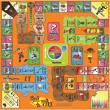 Childrens Board Game Promotes Healthy Eating Habits In New Video