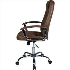 chaise de bureau marron efficacement fauteuil de bureau réglable