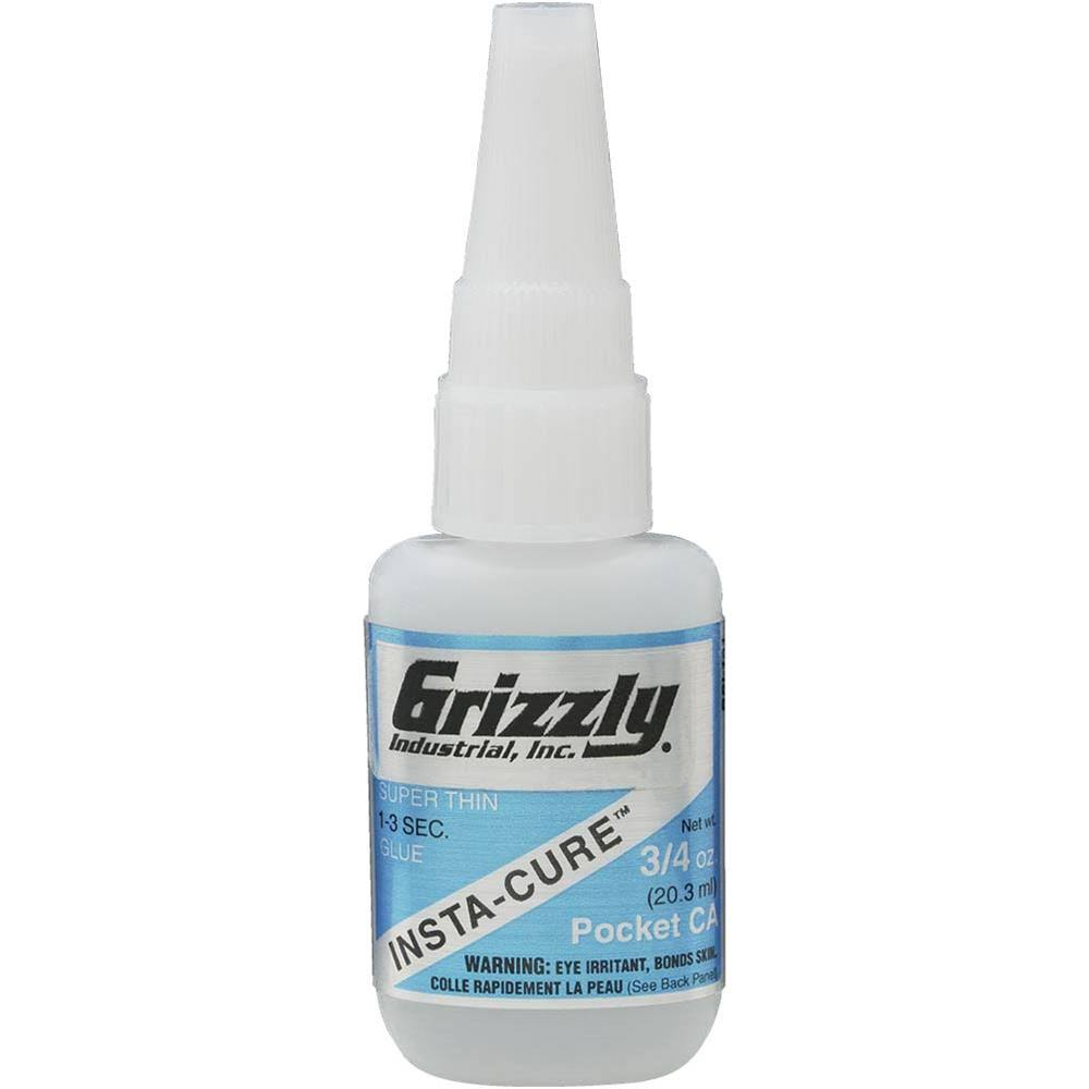 Bob Smith Industries Insta-Cure Super Thin Glue - 3/4oz