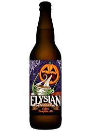 Elysian Night Owl Pumpkin Ale by Elysian Brewing Company Releases Pumpkin Beer Lineup Chilled