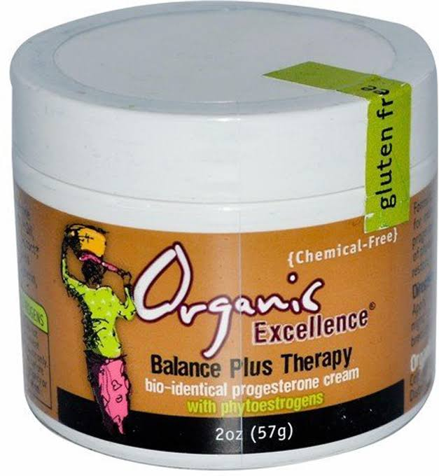 Organic Excellence Balance Plus Therapy - 57g