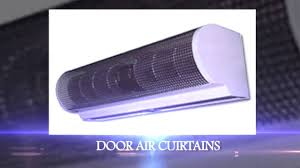 Berner Air Curtain Manual by Blow Tech Engineers Mumbai Youtube