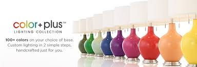 Color Plus Lighting CollectionTM By Lamps