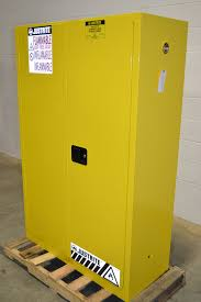 Justrite Flammable Cabinet 45 Gallon by Justrite 894500 Sure Grip Ex Flammable Liquid Storage Cabinet 45