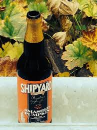 Smashed Pumpkin Beer Recipe by October 2014 Gidget Larue