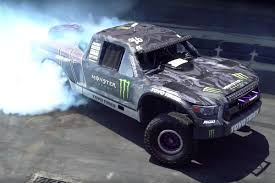 100 Bj Baldwin Trophy Truck BJ S 800HP Shreds Tires On Donut Garage